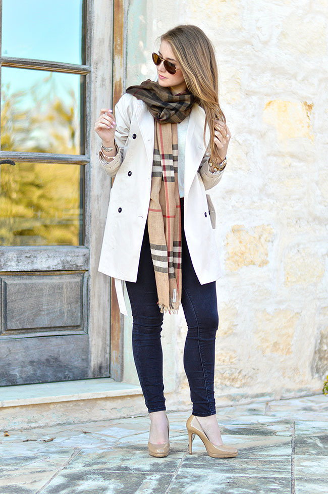 Trench Coat Cuteness A Lonestar State Of Southern