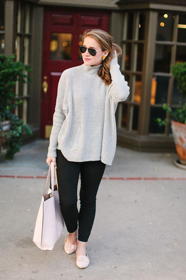 B GreySweater - 1