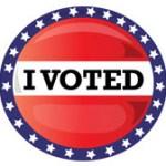 I Rocked the Vote!