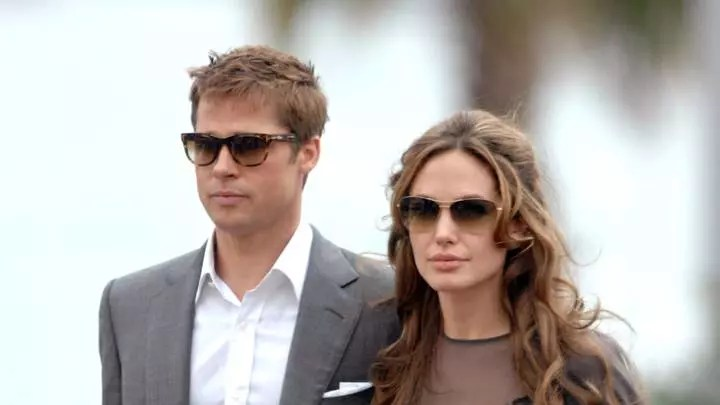 Angelina Jolie opens up about why her and Brad Pitt split