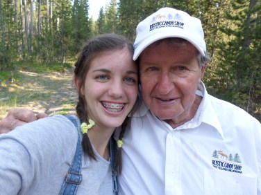 Another great adventure with my Papa
