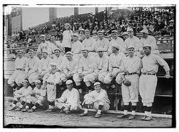 1912 Red Sox Team