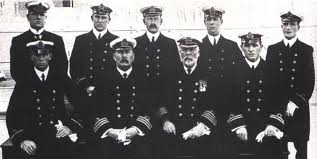 The Officers and Crew of the Titanic