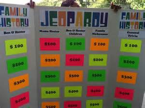 family hist jeopardy