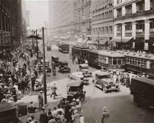 1920s City Life