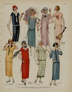 Women's Fashion in 1924