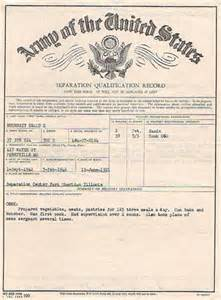 Searching Military Records