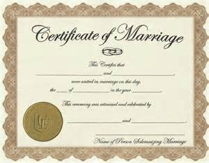 Genealogy Friday: Vital Records— Marriage License
