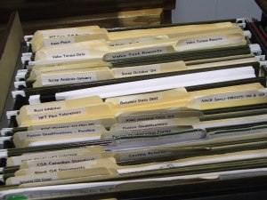 Document, Document, Document ALL sources