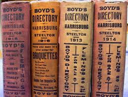 Genealogy Friday: 7 Pieces of Information City Directories Can Reveal
