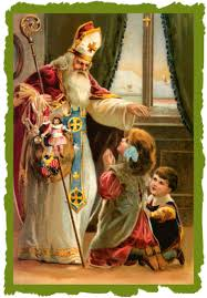 Saint Nicholas is the inspiration for Santa Claus