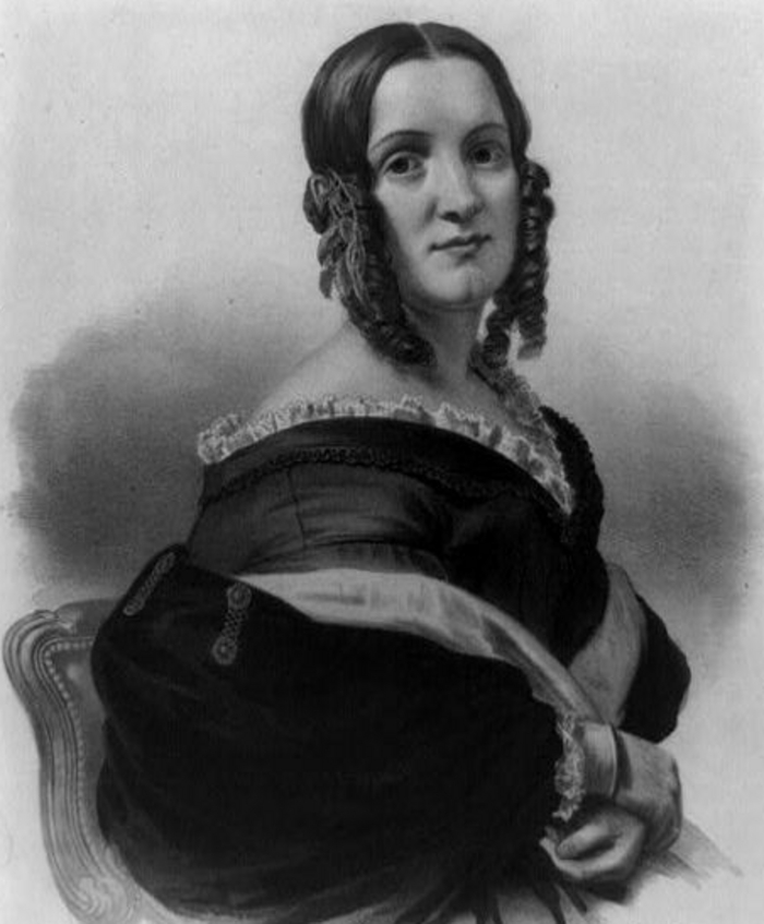 Presidential Daughters: Angelica Sinclair Van Buren
