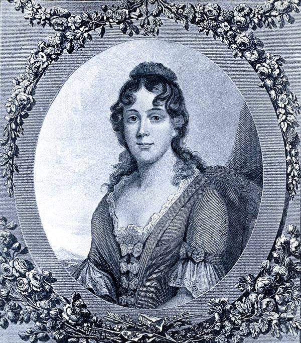 First Ladies: Martha Jefferson Randolph