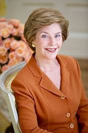 First Ladies: Laura Welch Bush