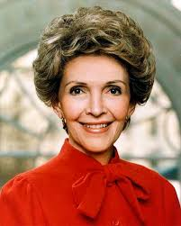 First Ladies: Nancy Davis Reagan