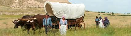 Women on the Wagon Train
