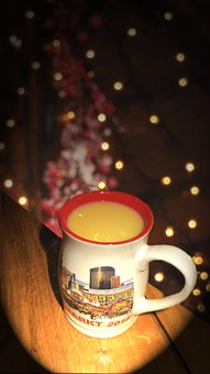History of Christmas Recipes: Eggnog