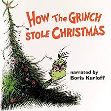 Christmas TV Specials: How the Grinch Stole Christmas