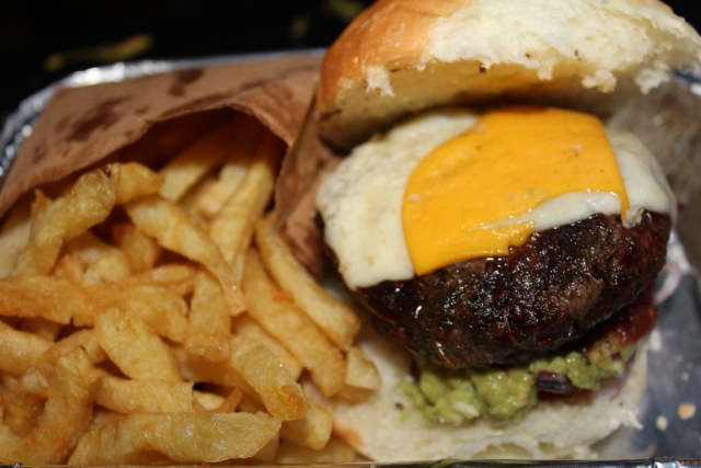 Buenos Aires Food Guide: The Mexican Burger from Burger Joint, via A Lo Profile