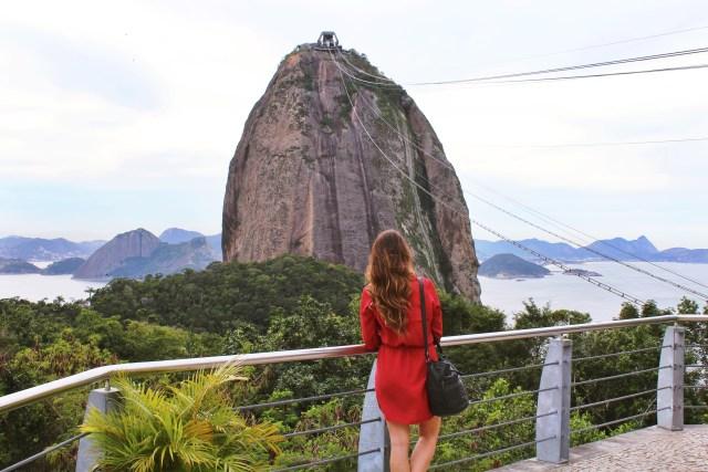 Sugarloaf mountin from Rio travel guide via A Lo Profile