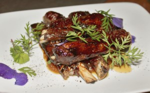 Ribs from Zaza Bistro Tropical, Rio travel guide via A Lo Profile