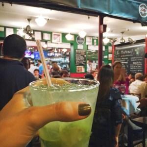 Bar Jobi in Leblon, Rio travel guide via A Lo Profile