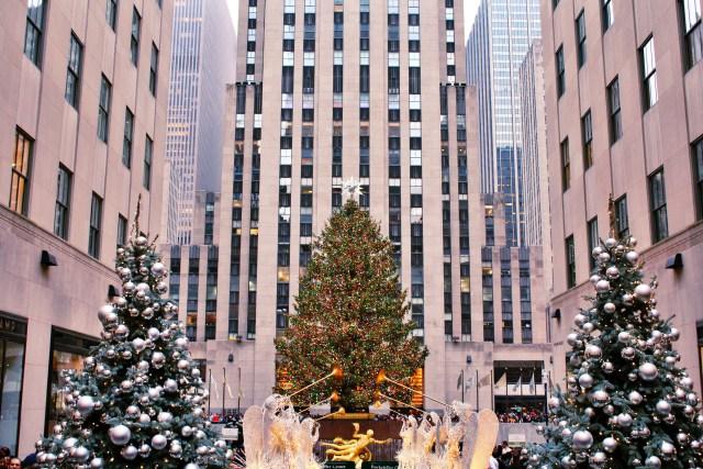 Rockefeller Center, NYC (recap via A Lo Profile- www.aloprofile.com)