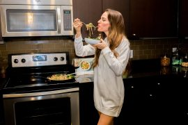 Cooking with HelloFresh