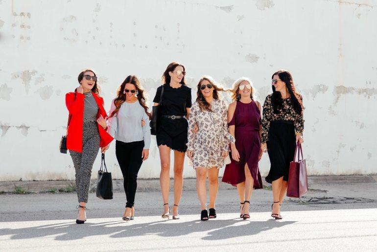 Workwear six ways via A Lo Profile
