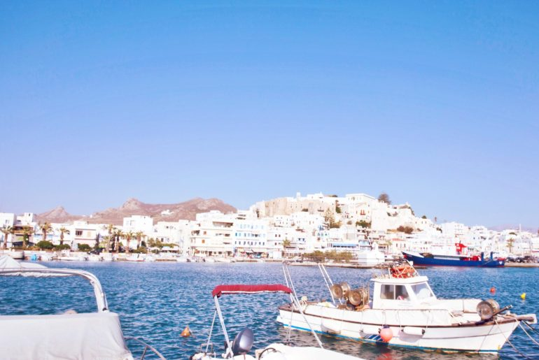 Naxos travel guide including why this laid back and lesser known island is a must visit, as well as where you should stay and eat.