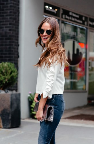 Sweatshirts for Fall via A Lo Profile