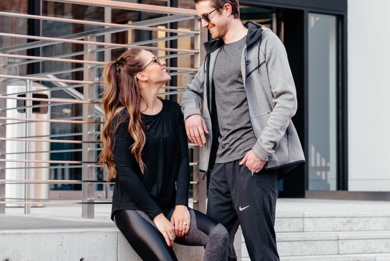 Men & Women's Athleisure + Finding A Support System via A Lo Profile