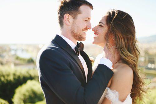 Our wedding: part three, wedding photos via A Lo Profile.