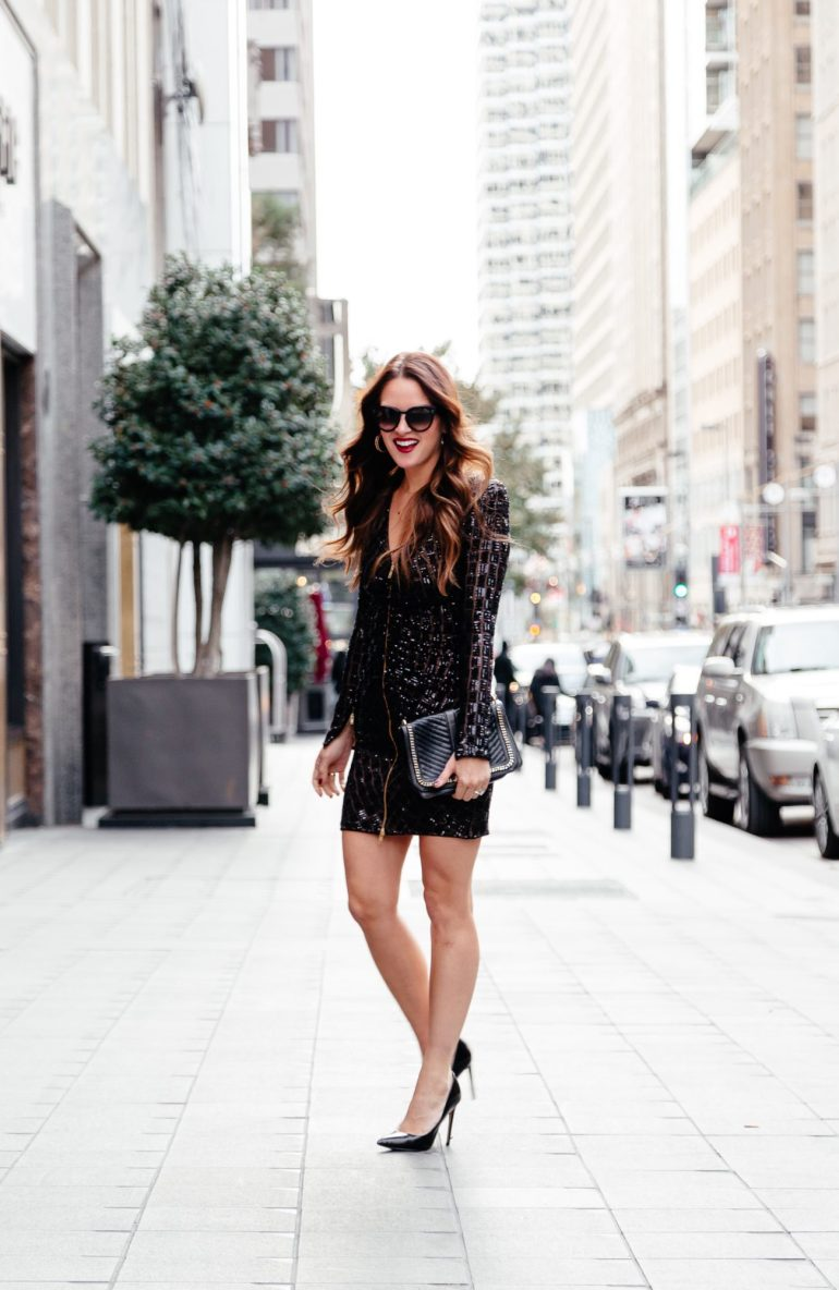 New Years Eve outfit ideas 2017. Sharing tons of cute options for New Years Eve no matter what your plans. Click through to shop!!