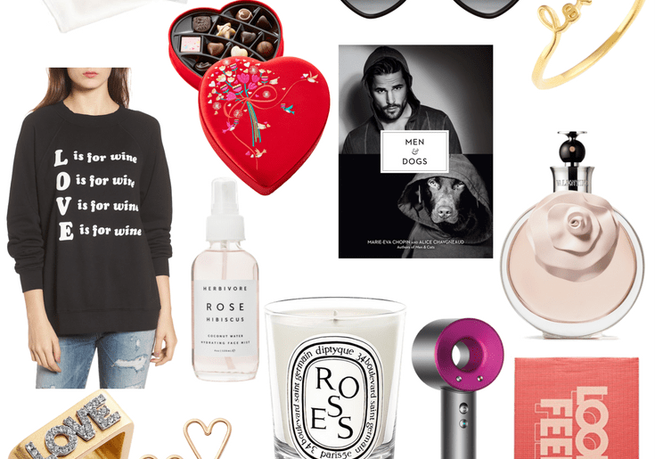 Valentine's Gift Guide: For Her. Dallas blogger sharing a roundup of the best Valentine's gifts for her in a variety of price ranges. Click through to shop!
