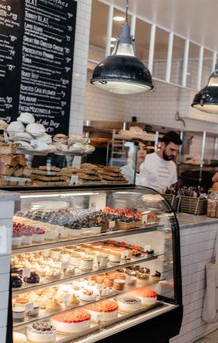 Tatte Bakery in Cambridge via A Lo Profile's Boston Travel Guide