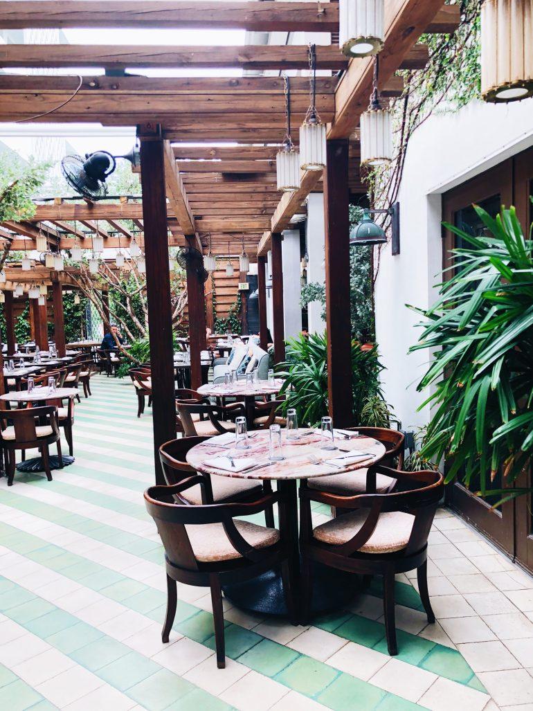 Cecconi's at Soho Beach House in Miami