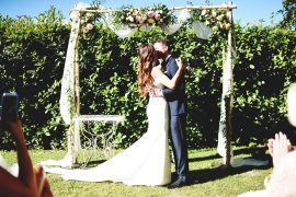 Florence Destination wedding video via A Lo Profile by French Film Co