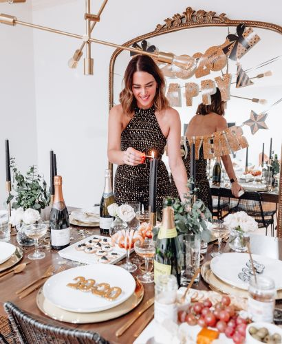 The ultimate New Years Eve guide whether you plan to stay in or go out. I've got outfits, accessories, and more for every occasion in all price ranges!