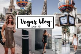 Sharing our Vegas Vlog from our Summer 2019 trip for a behind the scenes look at the first half of our anniversary trip & all the fun we had in Sin City!
