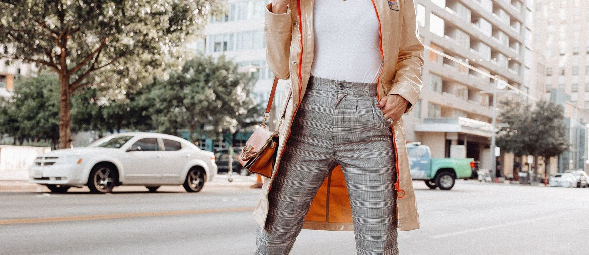 Forever I Love Atlanta: Sharing two Fall/Winter styled looks with pieces from the new Urban Outfitters UO + FILA collection.