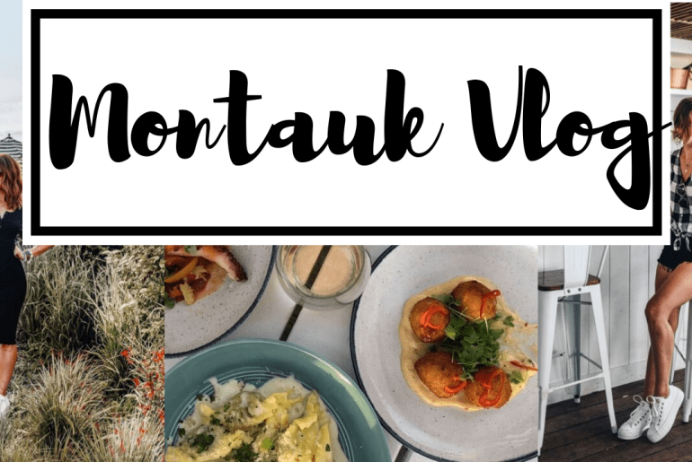 Sharing a glimpse into our girls trip to Montauk in my Montauk Travel Guide with behind the scenes of where we stayed, where we ate, & what we did.