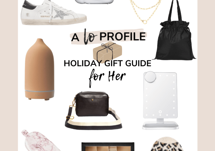 Sharing my top gifts for her in a collage post featuring everything from jewelry to clothing to tech, beauty, home goods, & more.