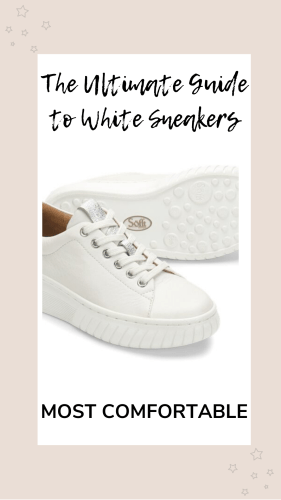 Sharing the ultimate guide to white sneakers including the best in every category & more options in every price range for you to shop.