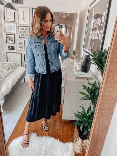 medium wash denim jacket, denim jacket, medium wash jean jacket, jean jacket, madewell denim jacket, classic denim jacket, aloprofile, how to style a denim jacket, how to style a jean jacket