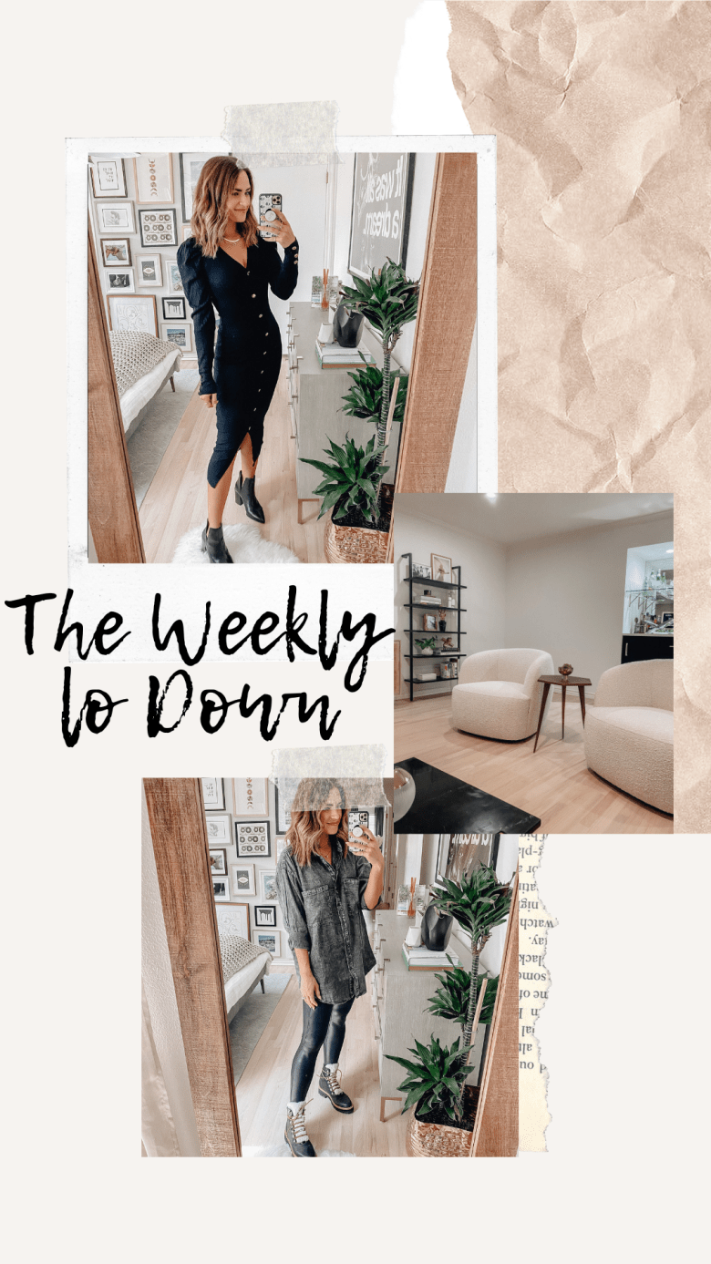 Sharing the weekly lo down 09.11.2020 with you all AKA where I round up my fav online finds from the week, share weekend deals & more.