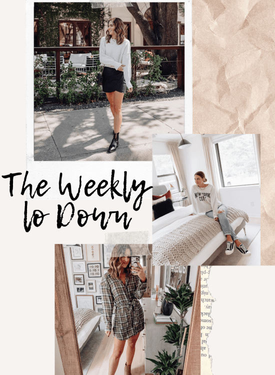 The Weekly Lo Down | 10.23.2020