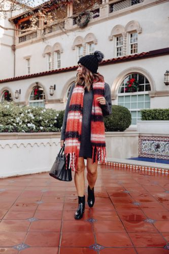 Sharing a round up of affordable sweater dresses for every occasion from Nordstrom & three styled looks for different occasions.