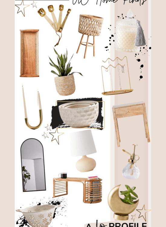 Sharing a roundup of affordable Spring UO Home Finds to help you refresh your space for a new season without breaking the bank.