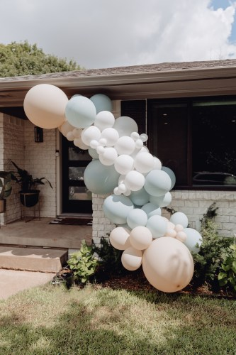 Sharing a recap of our baby shower including all of the vendors we used, my thoughts on opening gifts & baby shower games, & why we didn't serve mocktails.
